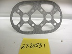CYLINDER BLOCK COVER TO CYLINDER BLOCK GASKET