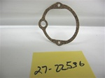 END CAP COVER GASKET