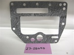 BAFFLE PLATE TO MANIFOLD COVER GASKET