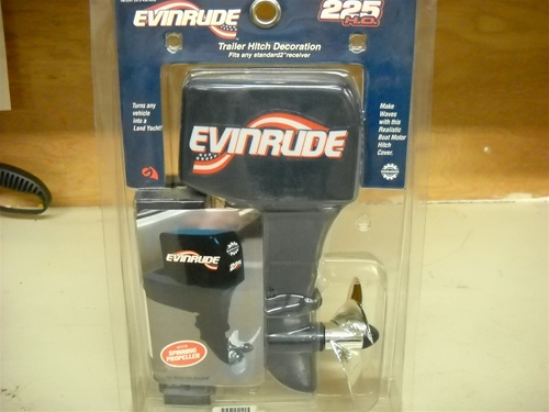 Boat Trailer Wiring >> EVINRUDE HITCH COVER