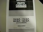 PARTS MANUAL - 70 (3 CYL), 75 (3 CYL), 80 (3 CYL), 90 (3 CYL) (DOWNLOAD ONLY)