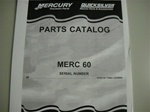 PARTS MANUAL - MERC 60 (DOWNLOAD ONLY)
