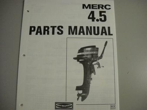 Manual merc 45 parts manual merc 45 publicscrutiny Gallery