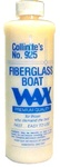 Collinite's® Fiberglass Boat Wax