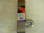 HEAVY DUTY WINCH STRAP W/HOOK 25'
