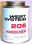 West System 206 Slow Hardener - pint