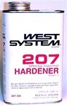 West System 207 Special Coating Hardener - pint