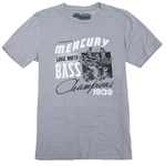 Bass champions T-shirt - grey