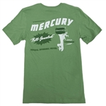 Lightning T-shirt - leaf green