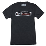 Tradition T-shirt charcoal/black
