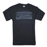 Vintage throttle T-shirt - black