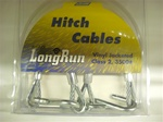 HITCH CABLE BLACK CLASS II (PR)