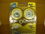 "WOBBLE ROLLER 5""  4 PER KIT (Yellow)"